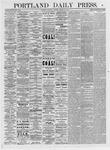 Portland Daily Press: March 13, 1875
