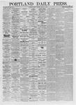 Portland Daily Press: March 16, 1875