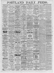 Portland Daily Press: March 31, 1875