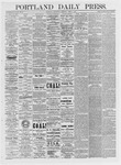 Portland Daily Press: April 7, 1875