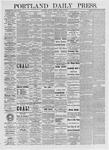 Portland Daily Press: April 12, 1875