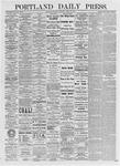 Portland Daily Press: April 13, 1875