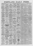 Portland Daily Press: April 14, 1875