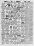 Portland Daily Press: April 16, 1875