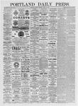 Portland Daily Press: April 19, 1875
