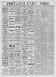 Portland Daily Press: April 20, 1875