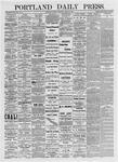Portland Daily Press: April 26, 1875