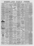 Portland Daily Press: April 28, 1875