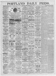 Portland Daily Press: May 3, 1875