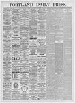 Portland Daily Press: May 4, 1875