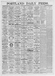 Portland Daily Press: May 6, 1875