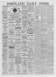 Portland Daily Press: May 7, 1875