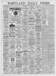 Portland Daily Press: May 10, 1875