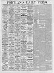 Portland Daily Press: May 11, 1875