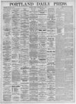 Portland Daily Press: May 17, 1875