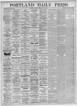 Portland Daily Press: May 18, 1875