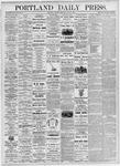 Portland Daily Press: May 24, 1875