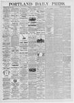 Portland Daily Press: May 26, 1875