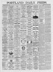 Portland Daily Press: May 27, 1875