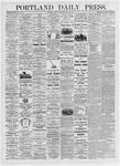 Portland Daily Press: May 28, 1875