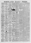 Portland Daily Press: May 29, 1875