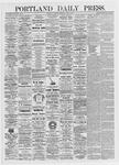 Portland Daily Press: June 7, 1875