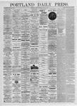 Portland Daily Press: June 14, 1875
