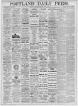 Portland Daily Press: June 16, 1875