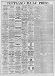 Portland Daily Press: June 18, 1875
