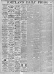 Portland Daily Press: June 19, 1875