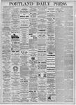 Portland Daily Press: June 23, 1875