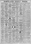 Portland Daily Press: June 24, 1875