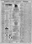 Portland Daily Press: June 28, 1875