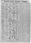 Portland Daily Press: June 29, 1875