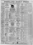 Portland Daily Press: July 2, 1875