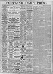 Portland Daily Press: July 3, 1875