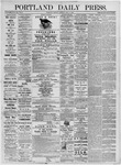 Portland Daily Press: July 5, 1875