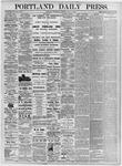 Portland Daily Press: July 7, 1875