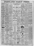 Portland Daily Press: July 9, 1875
