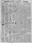Portland Daily Press: July 10, 1875
