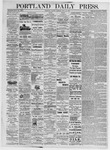 Portland Daily Press: July 12, 1875