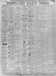Portland Daily Press: July 13, 1875