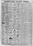 Portland Daily Press: July 14, 1875