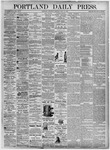 Portland Daily Press: July 17, 1875