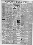Portland Daily Press: July 19, 1875