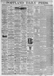 Portland Daily Press: July 26, 1875