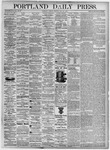 Portland Daily Press: July 27, 1875