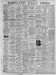 Portland Daily Press: July 29, 1875