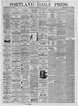 Portland Daily Press: August 2, 1875