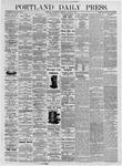 Portland Daily Press: August 4, 1875